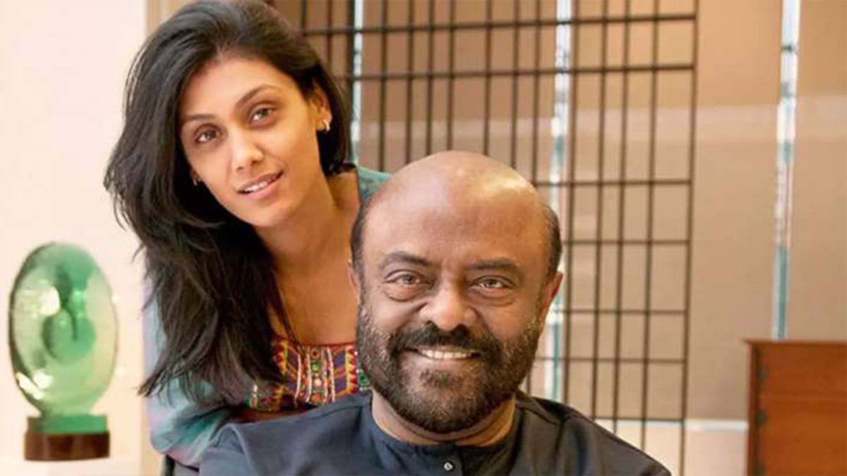 HCL tech commanded by country's richest woman, Shiv Nadar removed ...
